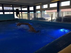 Der Schwimmkanal bietet viele Möglichkeiten zur Verbesserung oder Optimierung des Stils