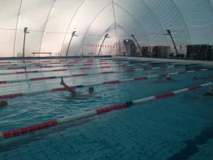 Schwimmcamp Tenero Januar 2017